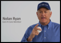 Care-N-Care Regional Television ~ Diane's Voice with Nolan Ryan!